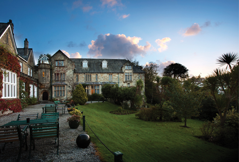 The Alverton Manor Hotel Truro