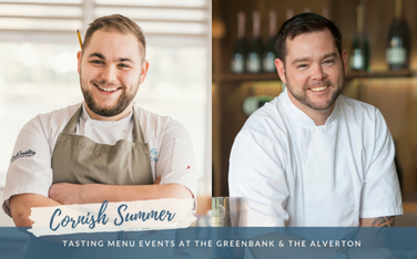 CORNISH SUMMER TASTING EVENINGS