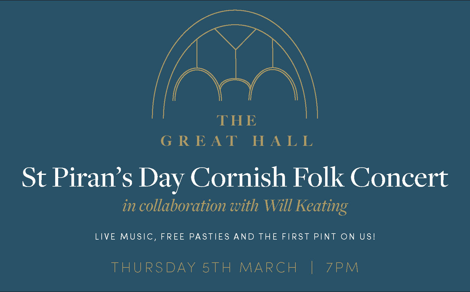 St Piran's Day Cornish Folk Festival