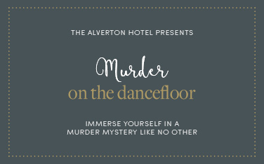 Murder on the Dance Floor in The Great Hall