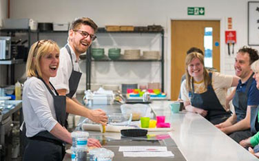 Meet Maria and AJ From Truro School Cookery