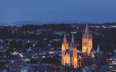 Christmas in Truro this December