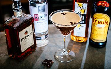 International Coffee Day: Alex's Espresso Martini Recipe