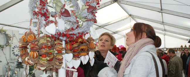 made-in-cornwall-christmas-fair-lemon-quay-truro-the-alverton-hotel-cornwall-festivals