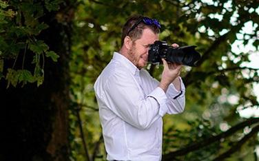 Meet Paul Keppel, Wedding Photographer