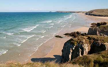 Safety tips for visiting Cornish beaches this summer