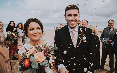 Meet Cornish Wedding Photographers Mos & Maw