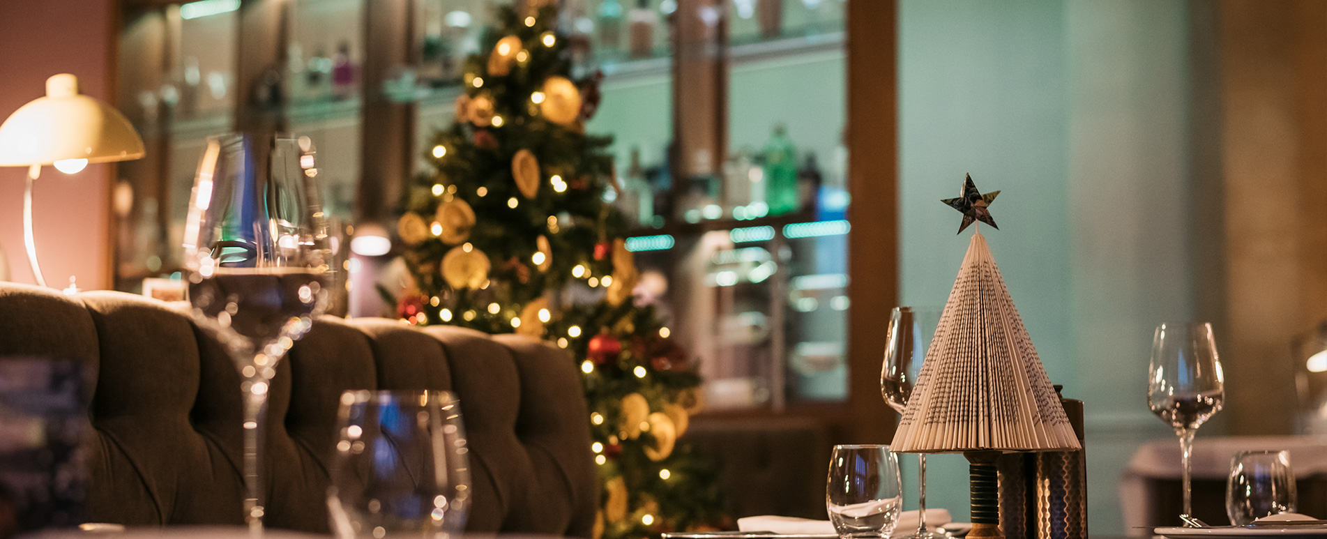 Christmas Party Nights & Festive Lunches